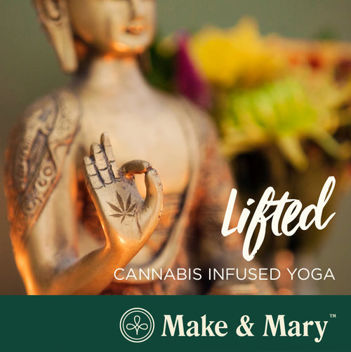 cannabis infused yoga
